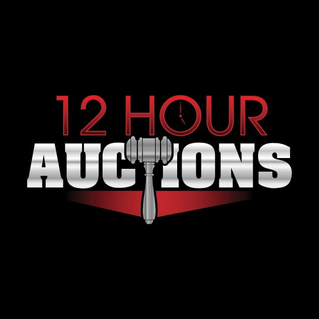 12 hour auctions graphic