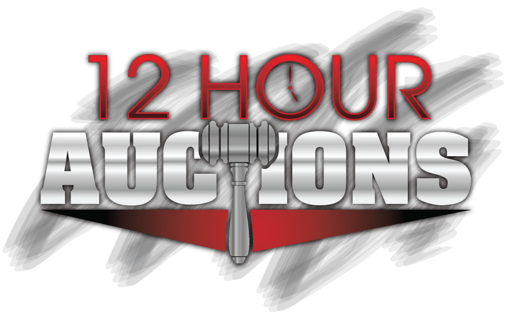 12 Hour Logo Background